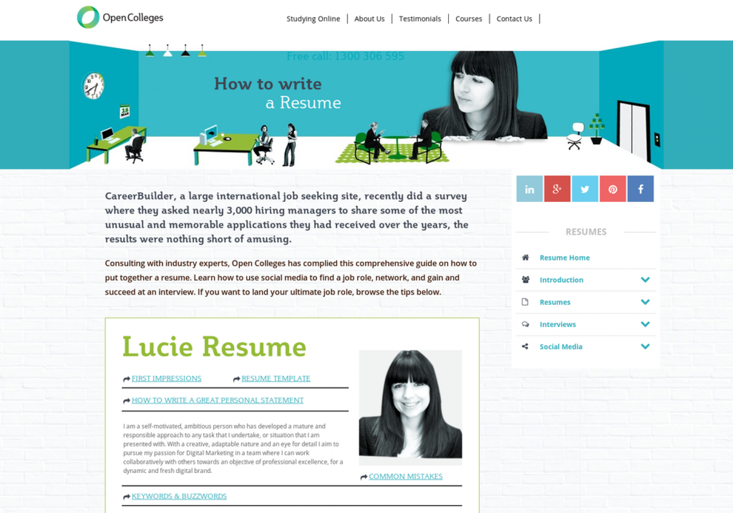 Professional resume writing services queens