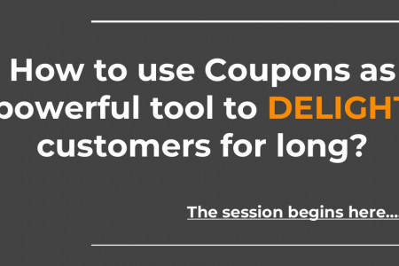 How you can use coupon codes as the most powerful tool for your business? Infographic