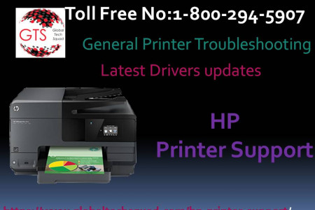 HP Printer Easy provied services.Dial:(800) 294-5907 Infographic