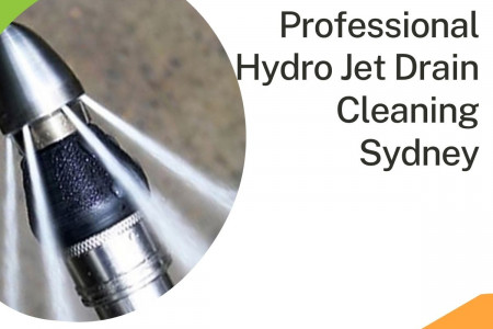Hydro Jet Drain Cleaning Sydney Infographic
