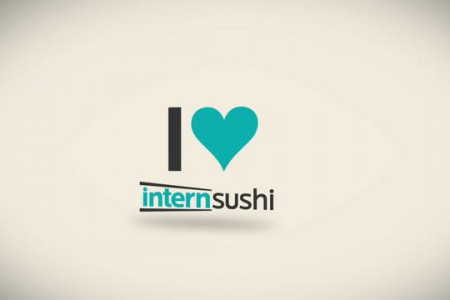 I love Intern Sushi Infographic