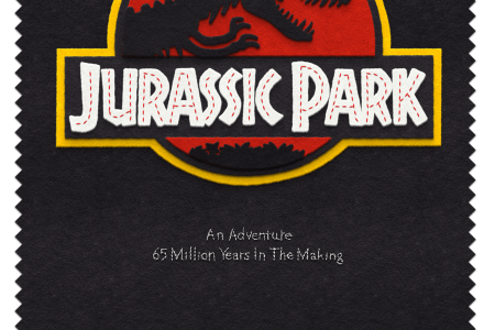 Iconic Movie Posters in Felt Infographic