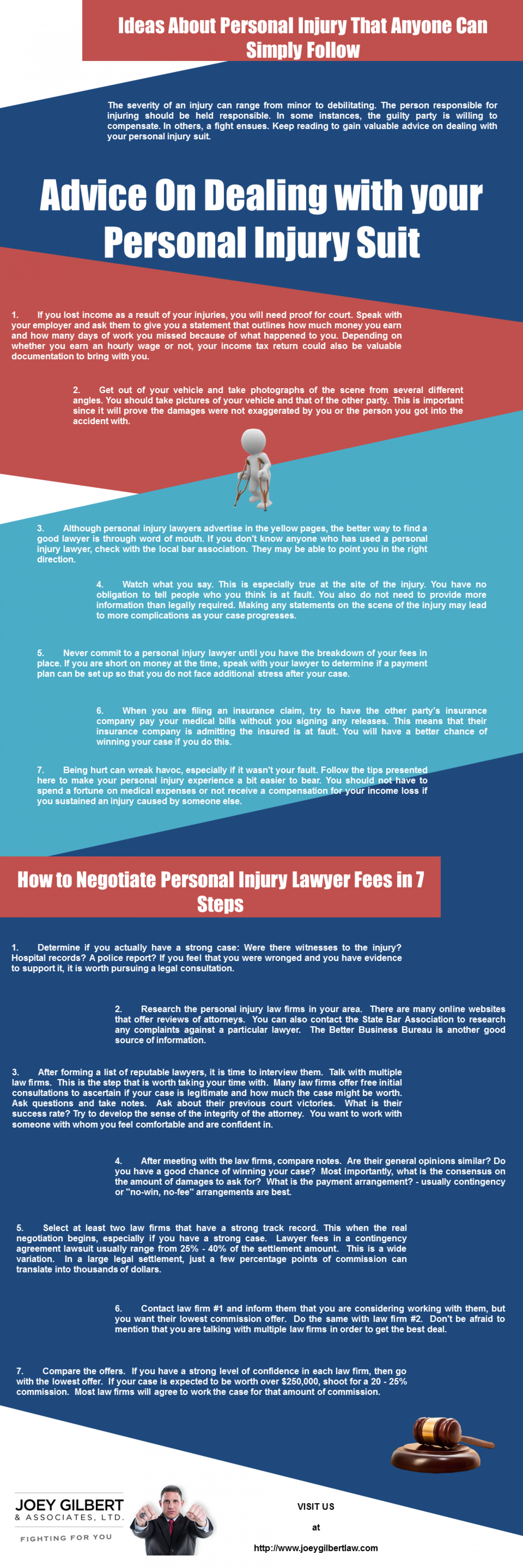 Ideas About Personal Injury That Anyone Can Simply Follow Infographic