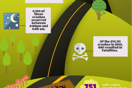 Illinois Traffic Accidents Infographic