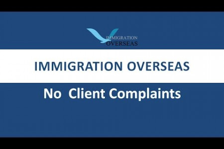 Immigration Overseas Without Any Client Complaints Infographic