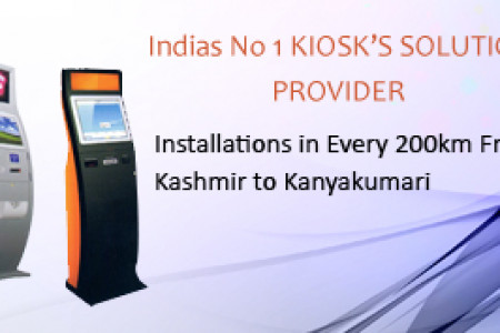 Implementation of Touch Screen Kiosk Manufacturer across Globe Infographic