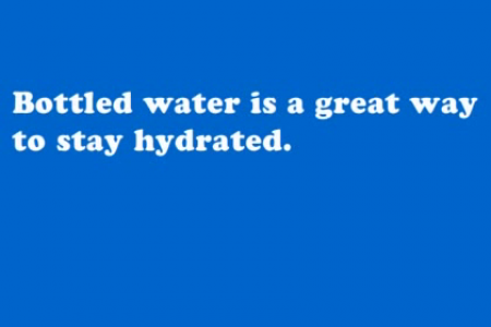 Importance of Staying Hydrated Infographic