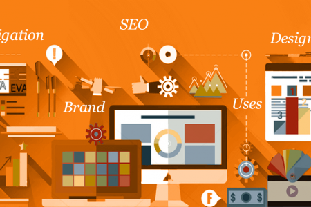 Importance of web design for a professional website Infographics Infographic