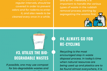 Important Aspects to keep in mind during the Rubbish Removal Process Infographic