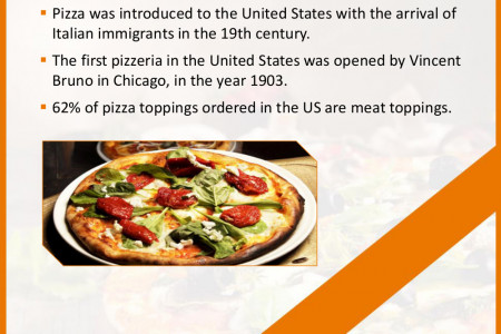 Important Facts about Pizza and Its Origin Infographic
