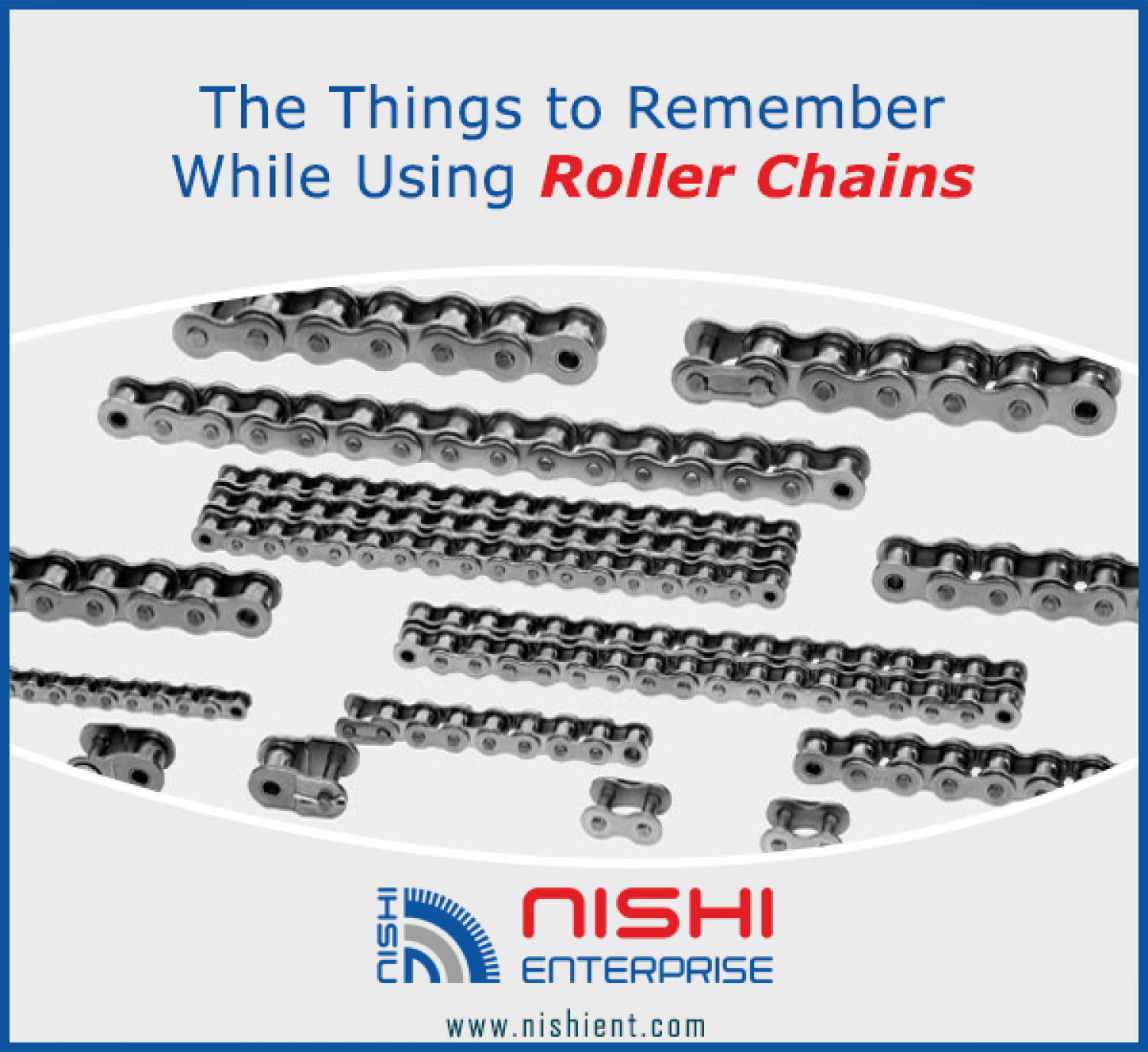 Important Facts About Roller Chain Manufacturers in Philippines Infographic