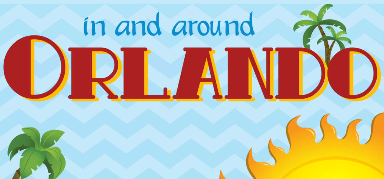 In and Around Orlando Infographic