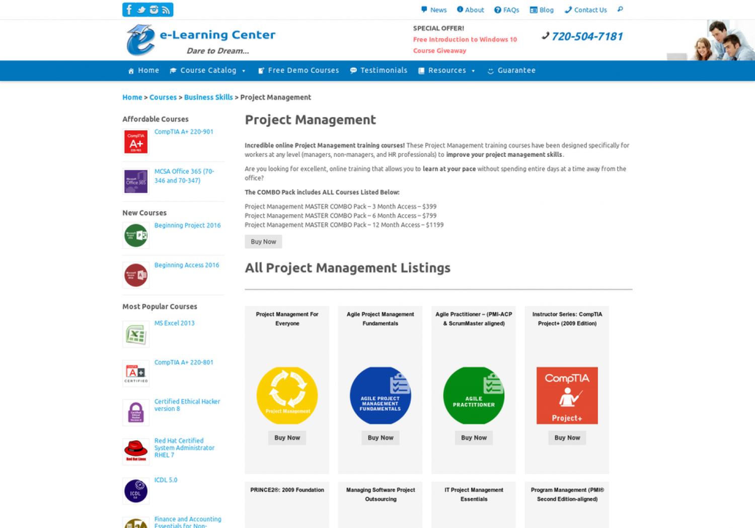 project management courses online Prince2 is the leading project management methodology improve project management skills and employment prospects with prince2 certifications through our online courses and free informational downloads.