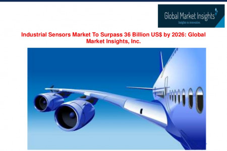 Industrial Sensors Market Study by Growth Opportunity and Regional Forecast Analysis By 2026 Infographic