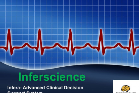 Infera- An Advanced Clinical Decision Support System Infographic