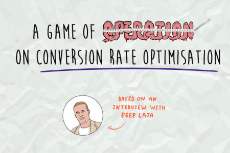 [INFOGRAPHIC] A dissection of conversion rate optimisation and UX (based on an interview with Peep Laja) Infographic