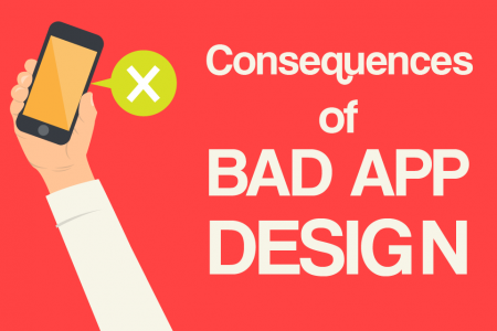 Infographic: Consequences of Bad App Design Infographic