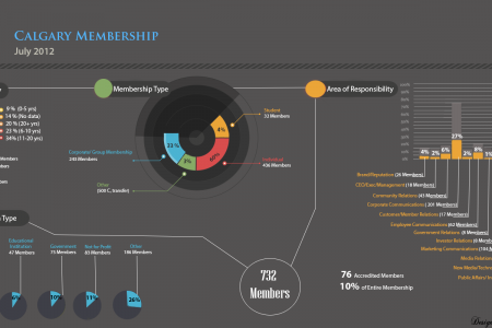 Infographic for IABC Infographic