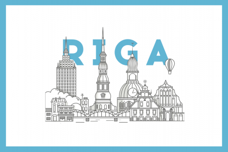 Infographic Guide to Riga v.1 Infographic