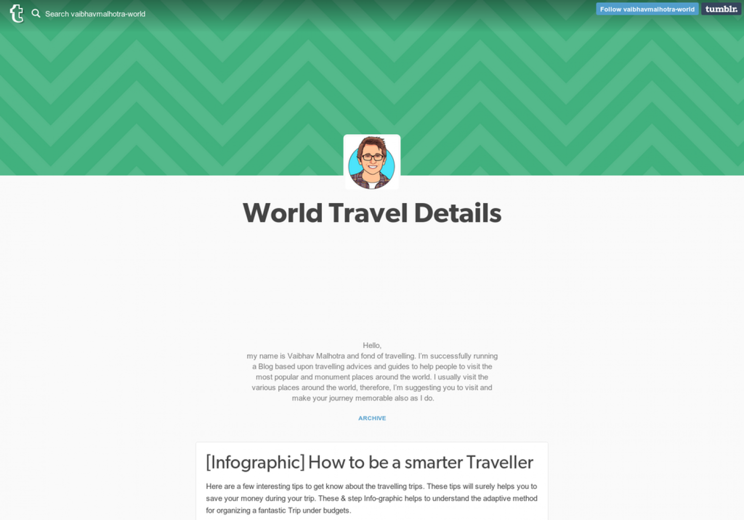 [Infographic] How to be a smarter Traveller Infographic