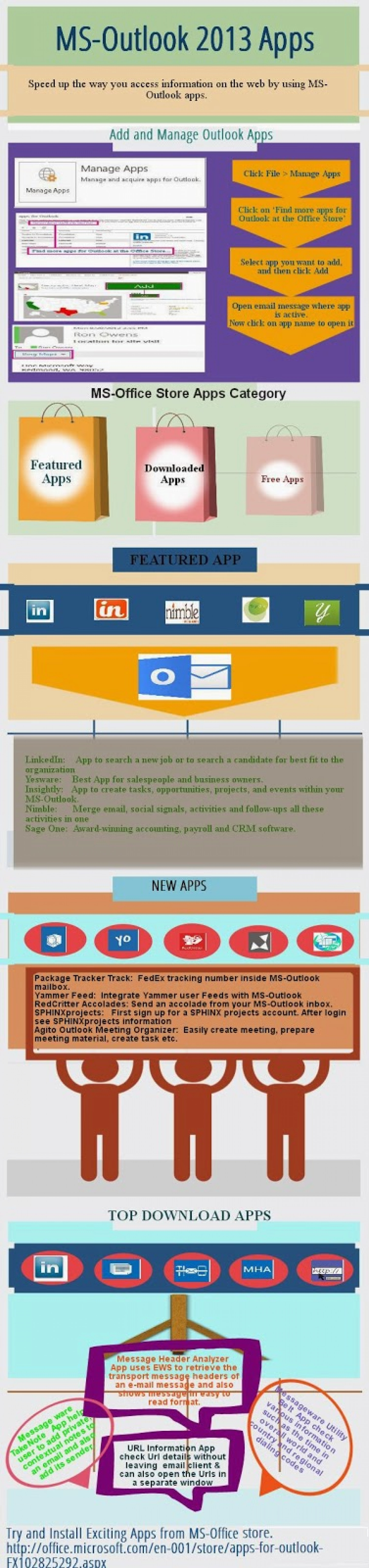 Creating infographics microsoft office