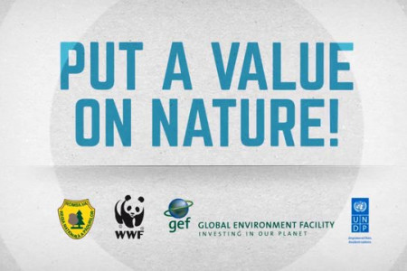 Put A Value On Nature Infographic