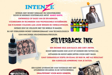 Inked to get Inked NL Infographic