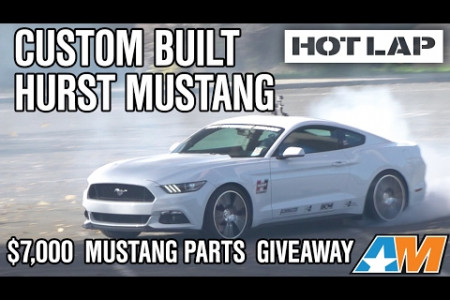 Inside Hurst's Factory & Project Mustang || 2016 F150 HP Gains || 2018 Mustang Unveiled Infographic