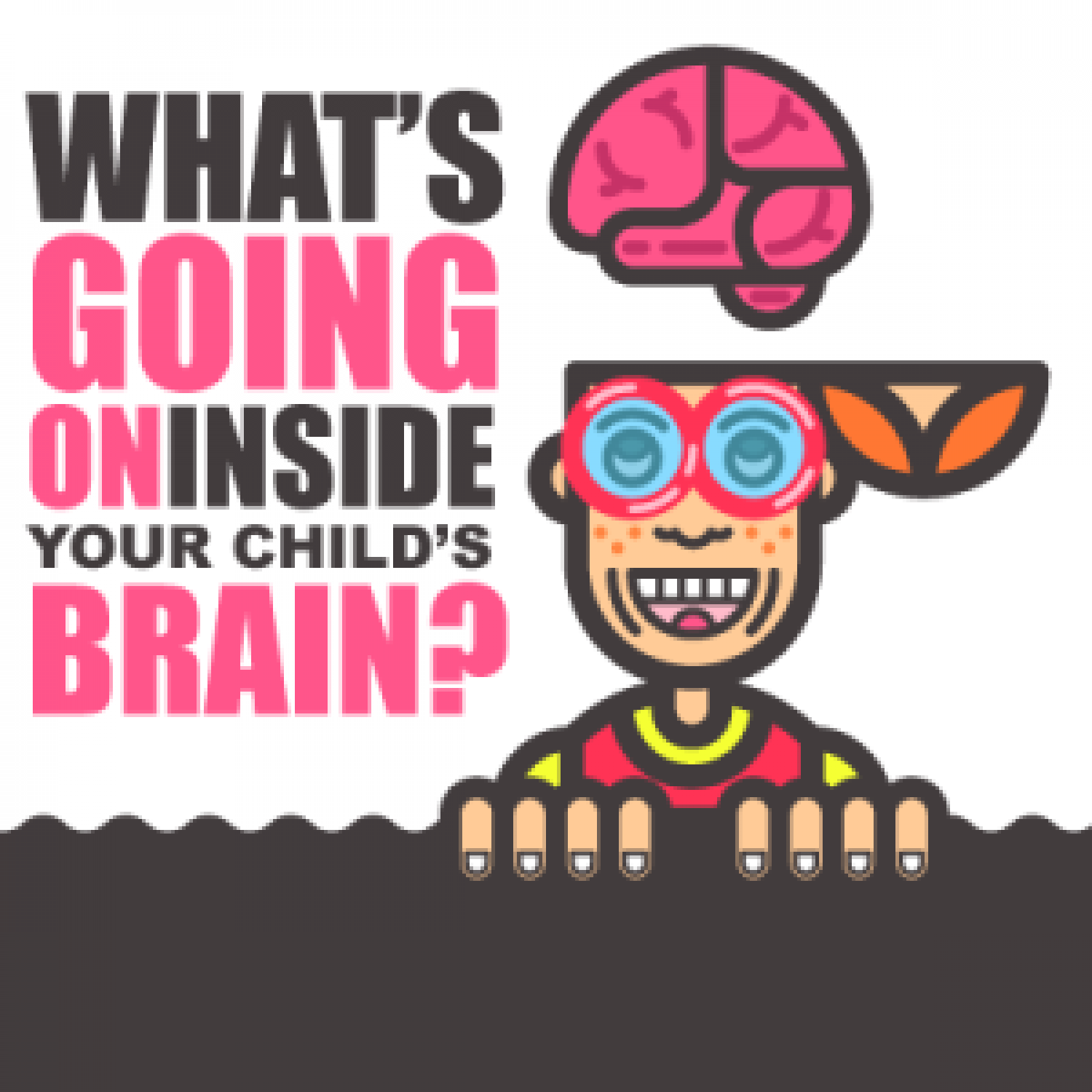 Inside the Mind of a Child Infographic