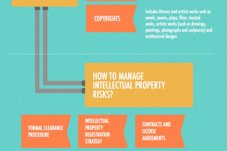 Intellectual Property Right Infographic