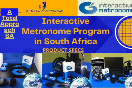 Interactive Metronome Program in South Africa Infographic