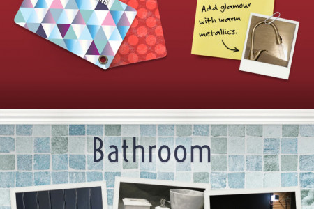 Interior Design Trends for 2015 Infographic