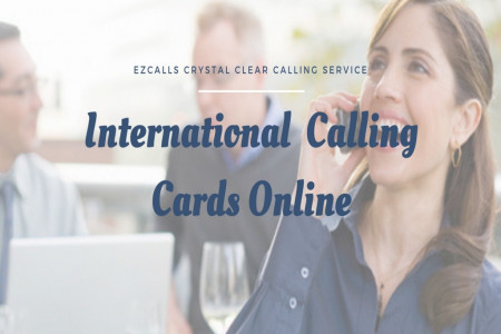 International Calling Cards in USA – To Make Long Distance Calls Easily Infographic