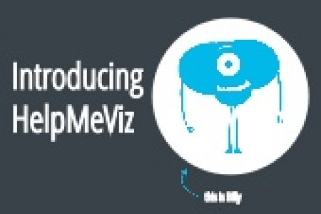 Introducing HelpMeViz Infographic