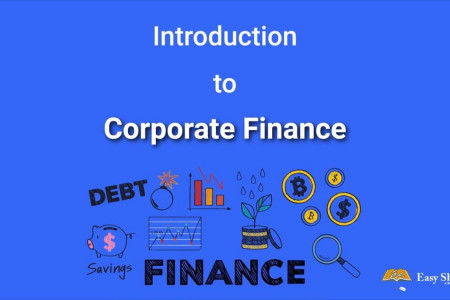 Introduction to Corporate Finance Infographic