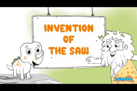 Invention of The Saw Infographic