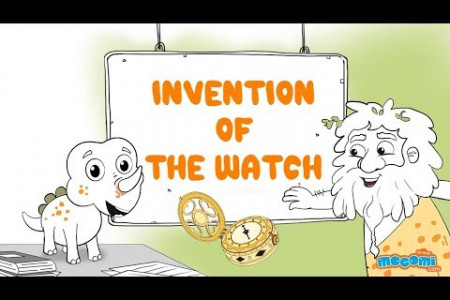 Invention of the Watch  Infographic