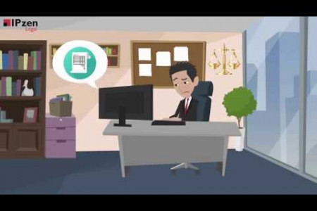 IPzen Legal: Case Management and Invoicing solution Infographic