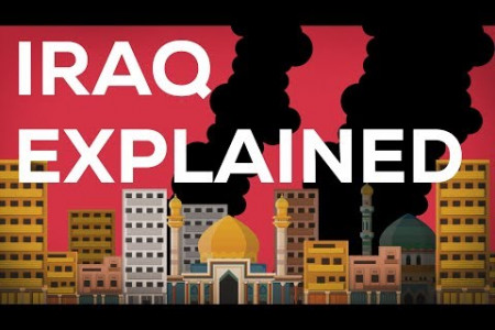Iraq Explained – ISIS, Syria and War Infographic