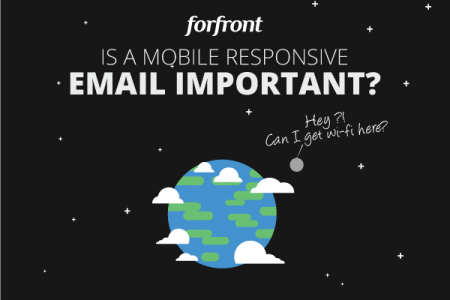 Is a mobile responsive email important? Infographic