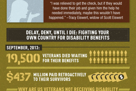 Is America Letting PTSD Kill Our Troops? Infographic
