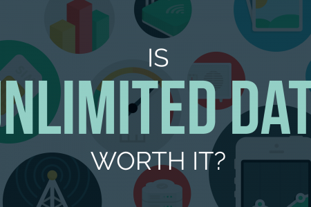 Is Unlimited Data Worth it? Infographic