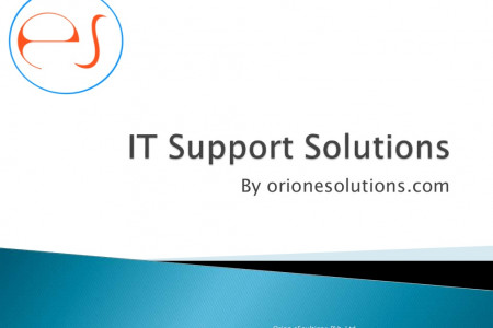 IT support Companies Infographic