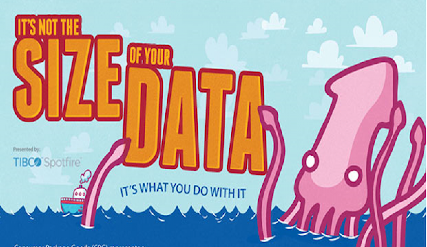 It's Not the Size of Your Data Infographic