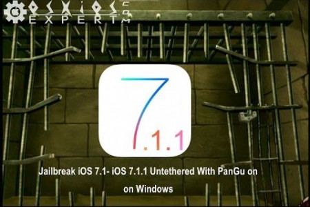 Jailbreak iOS 7.1.1 Untethered Pangu for iPhone, iPad on Windows and Mac Infographic