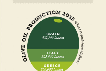 Jamie's Italian Olive Oil Buyer's Guide Infographic