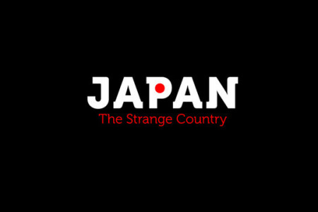 Japan: The Strange Country Infographic