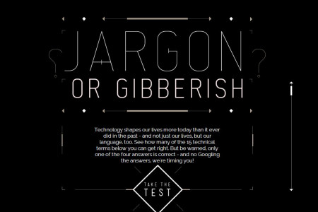Jargon Buster Infographic