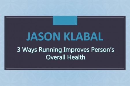 Jason Klabal -  3 Health Benefits of Exercise  Infographic