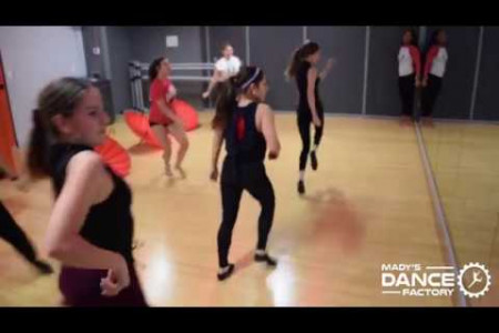 Jazz Dance The Performance By Madys Dance Infographic